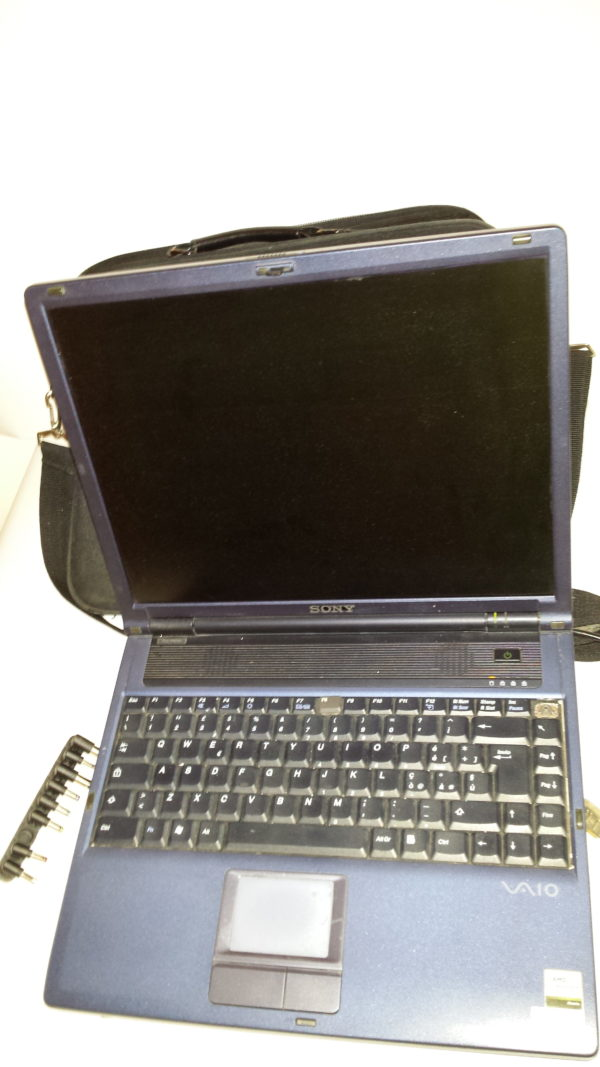 Notebook Sony Vaio PCGFR215H