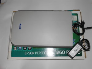 Scanner Epson Perfection 1260 Photo